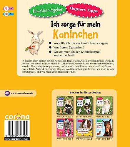 Kaninchen, Ich sorge für…: Haustierratgeber - 2
