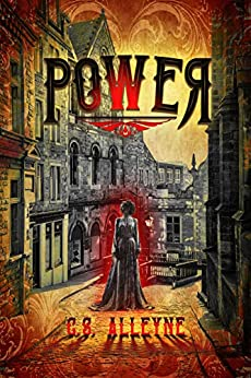 Power by [C.S. Alleyne, Crystal Lake Publishing]