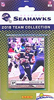 Seattle Seahawks 2018 Panini NFL Football Factory Sealed Limited Edition 9  Card Complete Team Set Russell ac0956be6