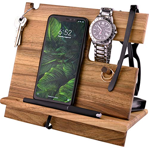 Device Dock Accessory Organizer