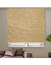 Window Blinds, Solid, 200X150 cm, Gold - S008, Mixed Material