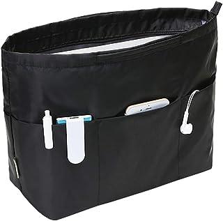 APSOONSELL 大容量 バッグインバッグ 13ポケット トートバック用 バックインバック 大きめ レディース メンズ 収納バッグ 出勤 インナーバッグ A4 整理 仕切り