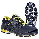 Cofra Fotofinish Nueva zapatos que activan S3 de prevención de accidentes, Tamaño 41, Negro, 19030000