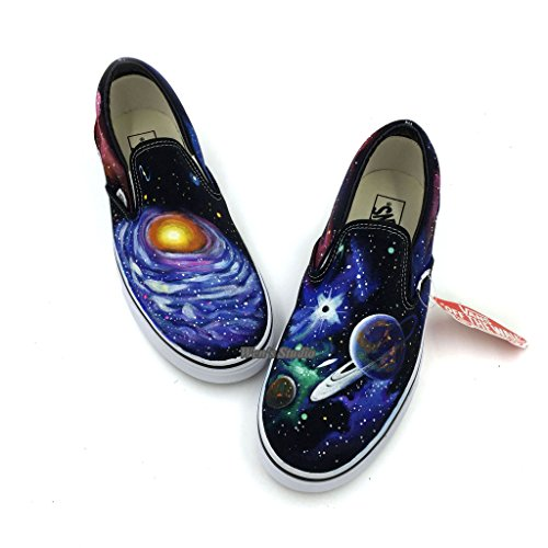 Vans Space Galaxy Nebula Shoes Men
