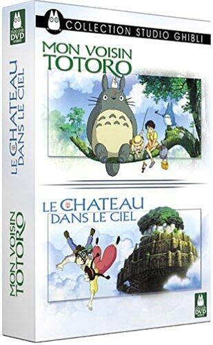 Mon voisin Totoro / Le Château dans le ciel - Coffret 2 DVD