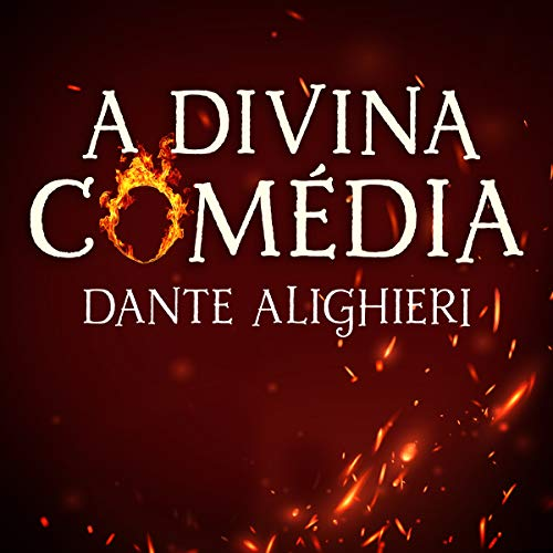 A Divina Comédia [The Divine Comedy] audiobook cover art
