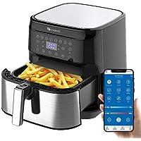 Proscenic T21 Smart 1700 Watt 5.8 Quart Electric Air Fryer With App & Alexa Control