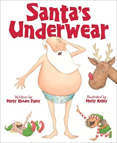 Santa s Underwear product image