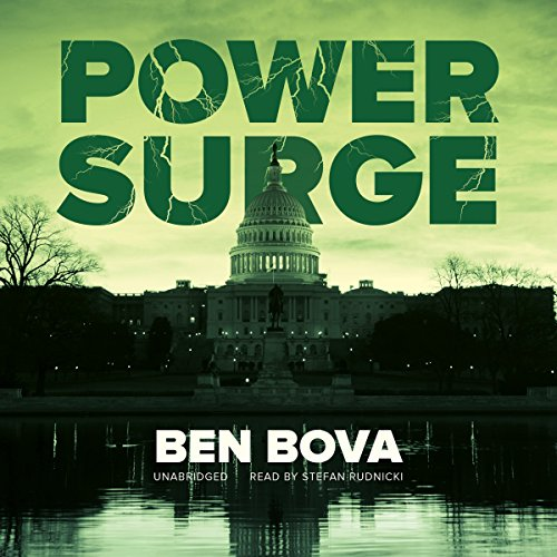 Power Surge audiobook cover art