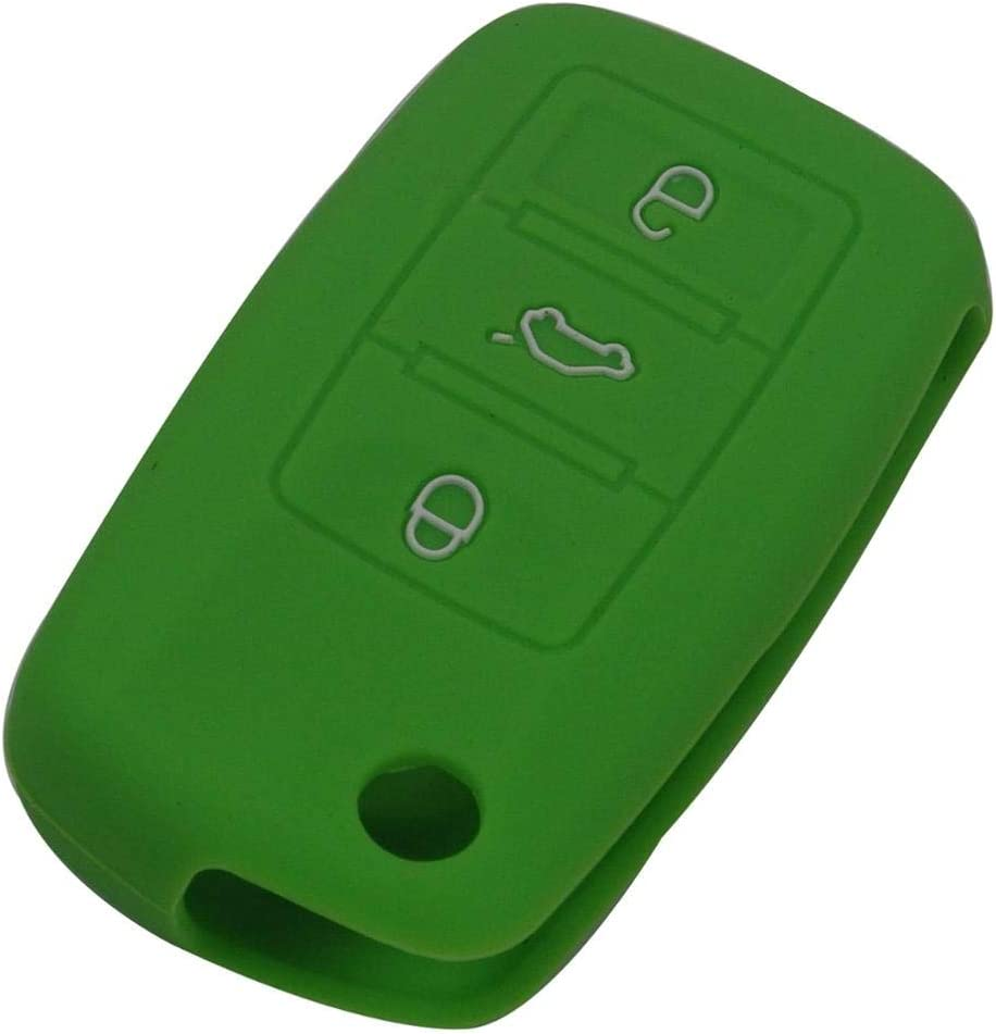 KCFC-30885 Key Case Cover for Car 50pcs 3 Buttons Silicone K In stock Special sale item
