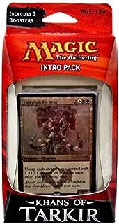 Magic: the Gathering: Khans of Tarkir - Intro Pack / Theme Deck: Ivorytusk Fortress (Alternate Art Premium Rare Promo)