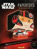 Star Wars - Papertoys - Personnages à construire (Voyage vers l'Episode VII)