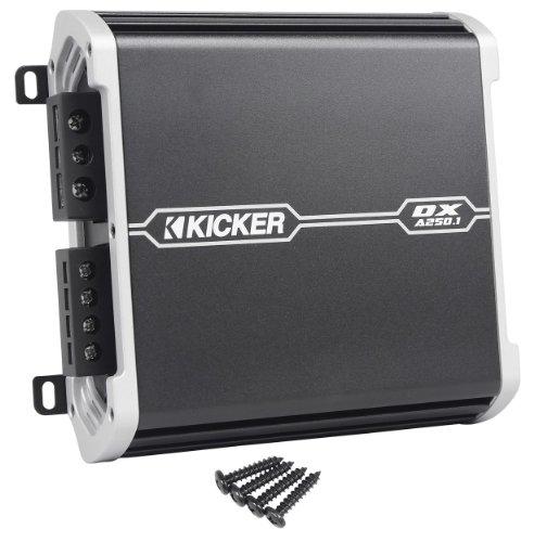 Kicker 41DXA250.1 250 Watt Mono Power Amplifier