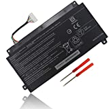New PA5208U-1BRS Battery Compatible for Toshiba Satellite E45W P55W E45W-C4200 E45w-C4200x P55w-c5204 P55w-c5208 P55W-C5200X P55W-C5314;Chromebook 2 CB30 CB35 CB35-B3330 CB35-B3340