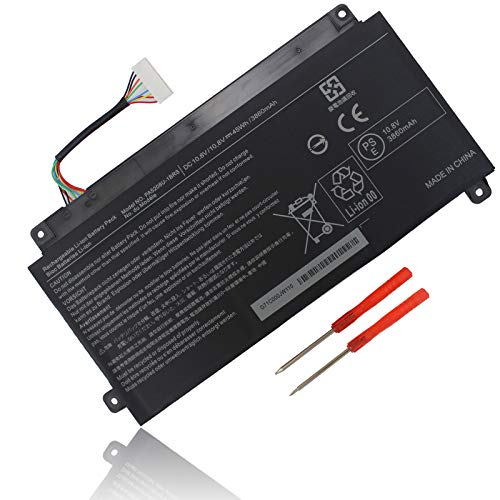 New PA5208U-1BRS Battery Compatible for Toshiba Satellite E45W P55W...