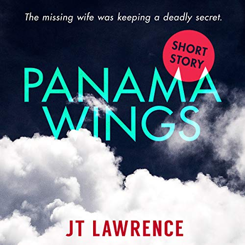 Panama Wings audiobook cover art
