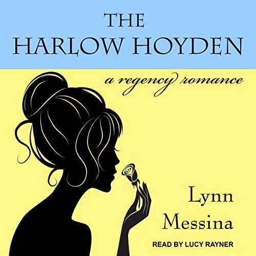 The Harlow Hoyden audiobook cover art