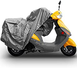 Motorcycle Bike 4 Layer Storage Cover Heavy Duty For Honda Elite Metropolitan 80 150 250