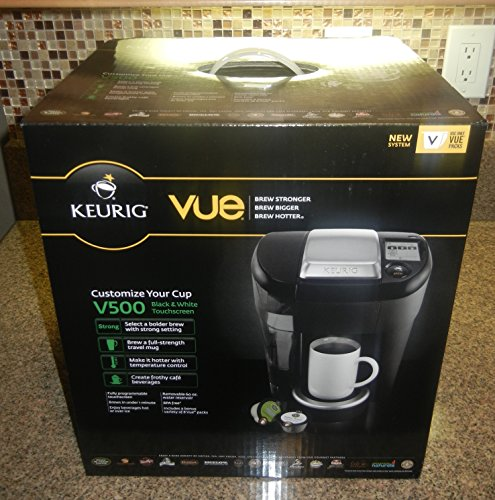 Keurig Vue V500 Single Serve Brewing System