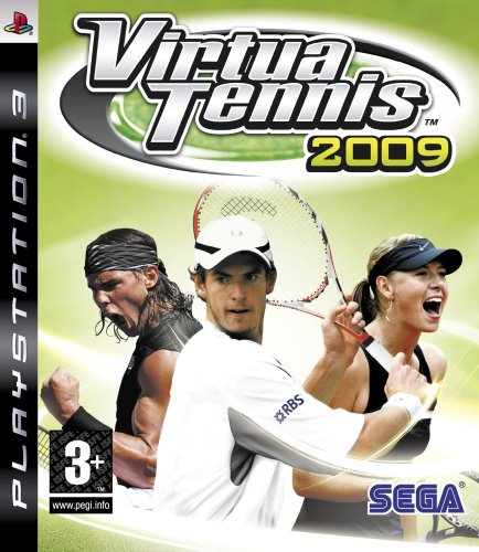 [Import Anglais]Virtua Tennis 2009 Game PS3
