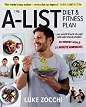 a list diet and fitness plan luke zocchi