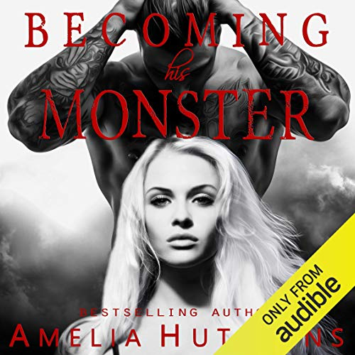Becoming His Monster cover art