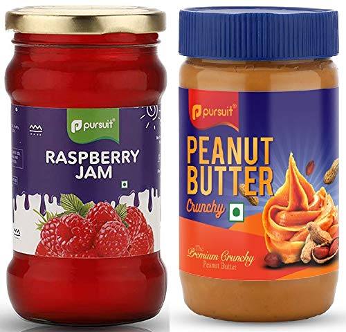 Flat 5% off on all Jam and Peanut Butter