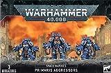Games Workshop Warhammer 40k: Space Marine - Primaris Aggressors
