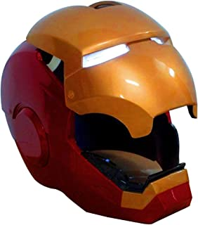 Gmasking Manual Open/Close MK3 Wearable Cosplay Helmet 1:1 Replica+Gmask Keychain
