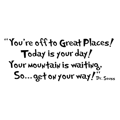 Dr Seuss Quotes Amazoncom