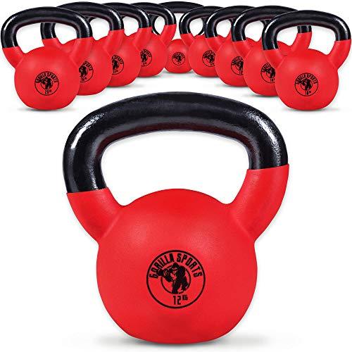 Gorilla Sports - Pesa Rusa (Vinilo) 12kg