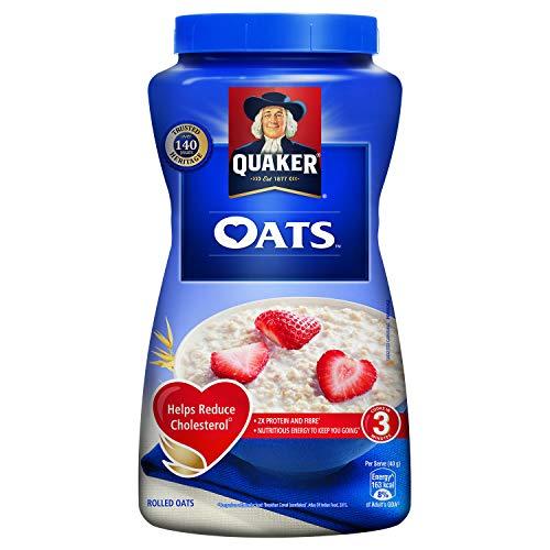Quaker Oats 1Kg Jar