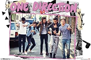 1D One Direction - Street 34
