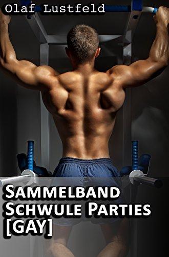 Sammelband - Schwule Parties [GAY]: Zehn erotische Gay Geschichten