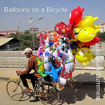 Balloons on a Bicycle