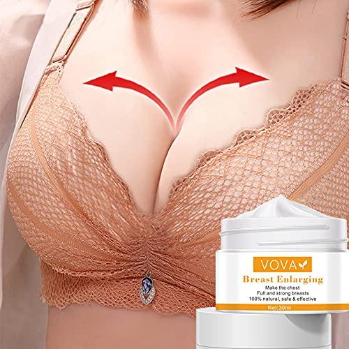 Keast Natural Safe - Crema de aumento para el pecho, promueve las hormonas femeninas, mejora el pecho, reafirma el pecho, cuidado para un rápido crecimiento del pecho.