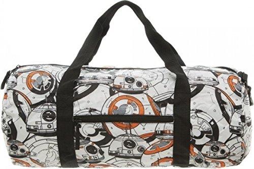 Star Wars Episode VII BB-8 Packable Duffle Bag