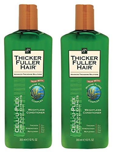 Thicker Fuller Hair Weightless Conditioner, 12 fl oz , 2 Count