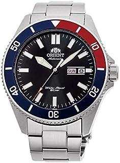 ساعة رياضية ميكانيكية بسوار من الستانلس ستيل للرجال من اورينت طراز RA-AA0913L09C