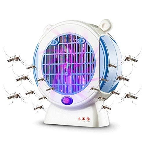 XHINA Cabeza de Oso Anti-Mosquito artefacto Trampa de Descarga eléctrica Mosquito Asesino Mosquito hogar Repelente de Mosquitos LED fotocatalizador artefacto