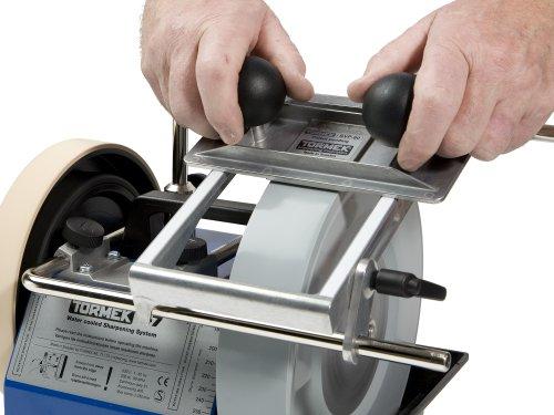Tormek Slijpmachine SVP-80 voor profielmessen van max. Breedte 100 mm
