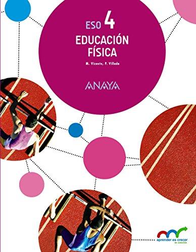 Educación Física 4. (Aprender es crecer en conexión) - 9788469811610