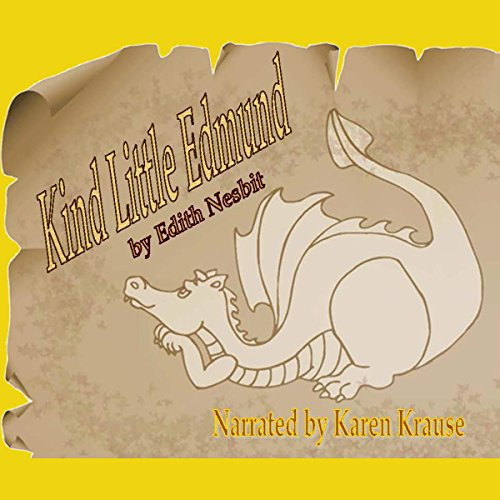 Kind Little Edmond audiobook cover art
