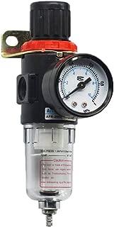 YXQ AFR-2000 Pneumatic Filter Regulator Air Compressor Source Treatment Unit with Pressure Gauge
