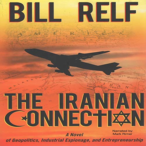 The Iranian Connection audiobook cover art