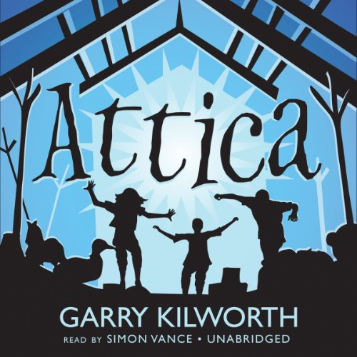 Attica audiobook cover art