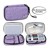Luxja Diabetic Supplies Travel Case, Storage Bag for Glucose Meter and Other Diabetic Supp...