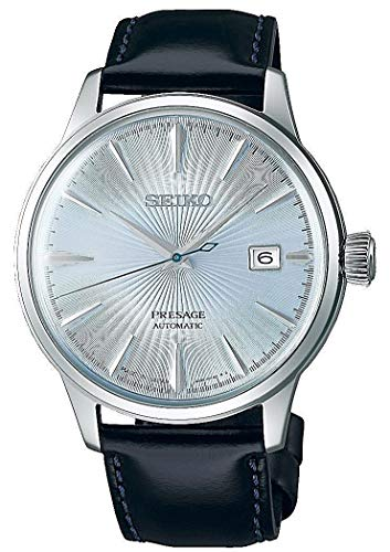 Seiko SRPB43 Mens PRESAGE Automatic Watch w/ Date