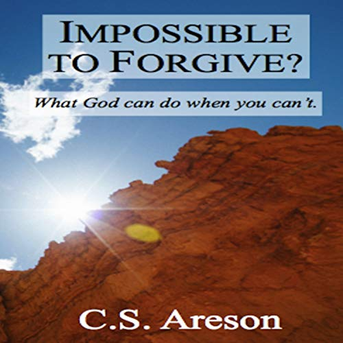Impossible to Forgive audiobook cover art