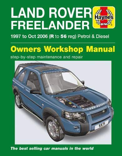 Bester der welt Land Rover Freelander 97-06